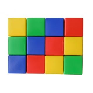 Набор кубиков, 12 шт. Десятое Королевство-37731815