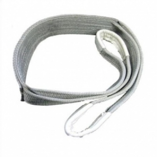 Строп текстильный СТП грузоподъемность 4т, длина 6м, ширина 120мм, серый-8167197