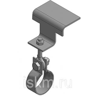 Опорная конструкция АПЭ 1412.0-01 (Дн=76мм) по серии 5.908-1-37443745
