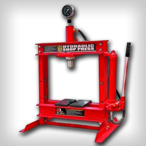Пресс гидравлический 12т Big Red-6004240
