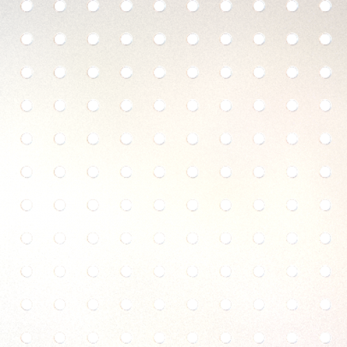 Декоративная решетка Presko Сфера 60х60-6768387