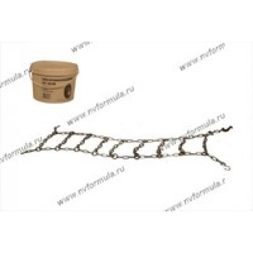 Цепь противоскольжения для шин R12 135/80 д-6мм лесенка-429153
