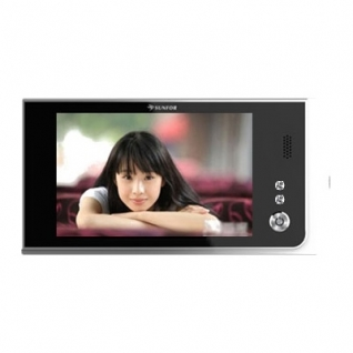 Видеоглазок для входной двери с монитором и записью PST-519-5006099