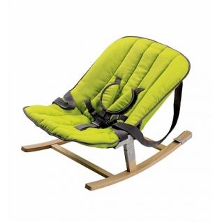 Кресло Geuther Кресло-качалка Geuther Rocco зеленое-1962054