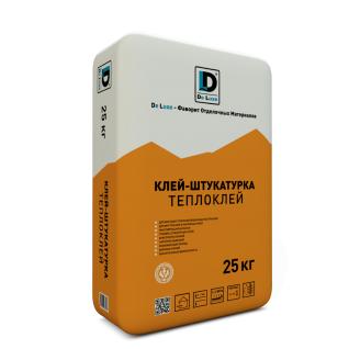 """Клей монтажный """"Теплоклей"""" De Luxe 25 кг-6433226"""