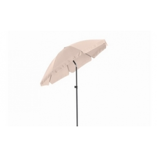 Зонт 2,4 м с поворотом бежевый-9319991