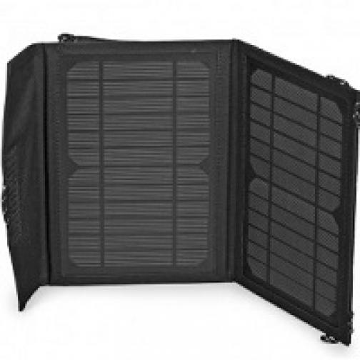 Портативное ЗУ со встроенной солнечной батареей Proline SWL-071U Black-5006038