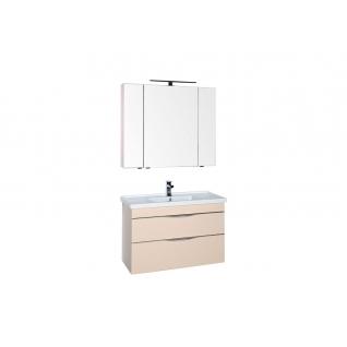 Комплект мебели для ванной Aquanet Эвора 00184565-11491384