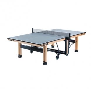 Cornilleau Теннисный стол Cornilleau Competition 850 WOOD (серый)-5754226