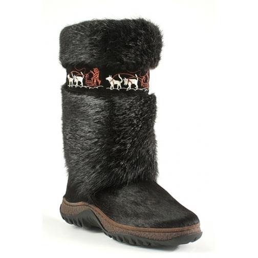 Обувь женская унты-486380
