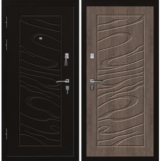 Дверь металлическая Valberg С3 ДЖАЗ 2066/880/104 R/L
