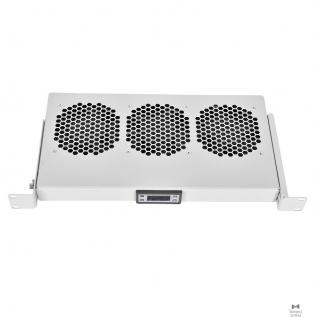 """Цмо ЦМО Модуль вентиляторный 19"""" 1U, 3 вентилятора, регул. глубина 200-310 мм с контроллером R-FAN-3K-1U-8919553"""