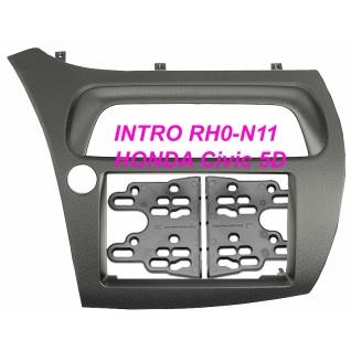 Переходная рамка Intro RHO-N11 для Honda Civic 06+ 2DIN (H/B 5D) Intro-834981