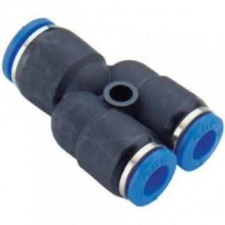Фитинг У-образный для пластиковых трубок 10мм Partner-6003701