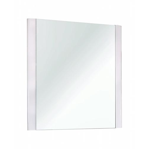 Зеркало DREJA Uni 75, белое-6758339