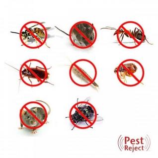 Отпугиватель Пест Реджект Акция - 2 прибора. Pest Reject Китай-37456342