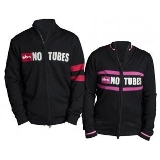 Stan's NoTubes Wool Jersey, Long Sleeve, Men's, Blk/Red, Large-1999348