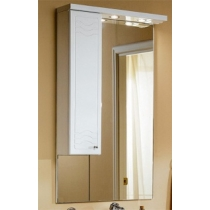 Зеркало-шкаф Акватон Домус 65 левый