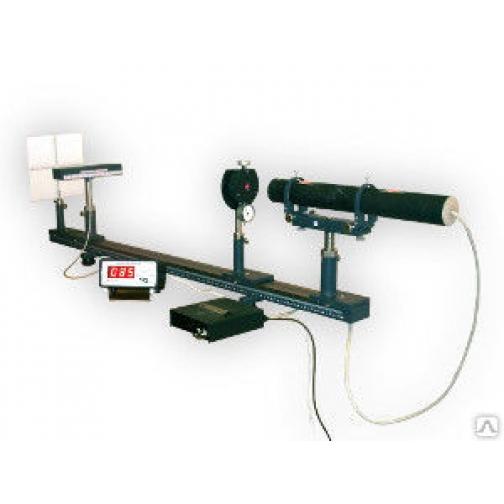 Установка «Изучение дифракции света от одной щели» ФПВ05-3-1-95447