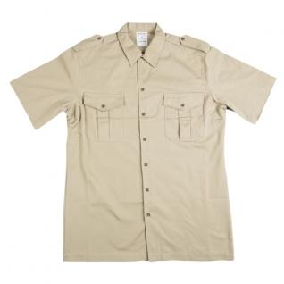 Рубашка Hollandisches Khakihemd 1/2 Arm gebraucht-9308809