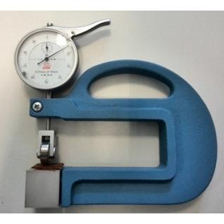 Микрометр для измерения материала в движении.