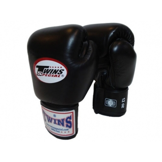 Twins Special Перчатки боксерские Twins BGVL-3, 18 унций, Черный