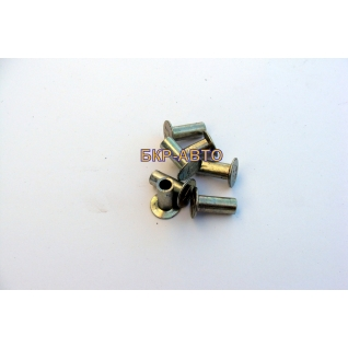 Заклёпка тормозной колодки СЗАП полая 13х6 L1.GB.T 857-1986-2174660