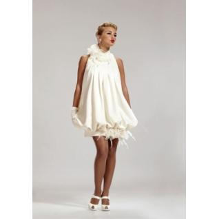 Платье свадебное Короткие свадебные платья⇨Руслана-661975