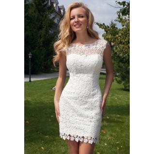 Платье свадебное Короткие свадебные платья⇨Габриэлла-661957