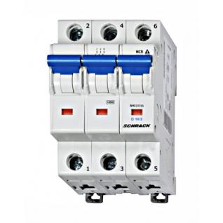 Автоматический выключатель BM019325 Schrack-900951