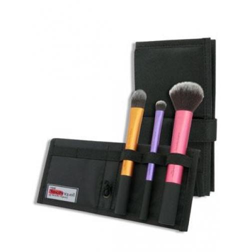 Профессиональные кисти для макияжа - Набор кистей для макияжа Real Techniques Travel Essentials-2147475
