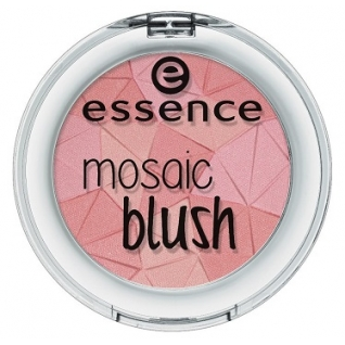 ESSENCE - Румяна Mosiac blush 20 - all you need is pink