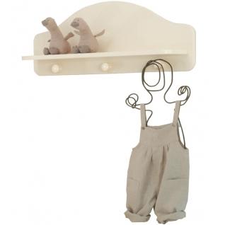 Полка Baby Expert Полка для подвешивания одежды Akoya крем