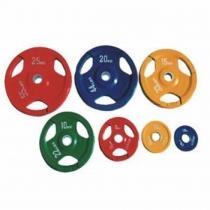 Dayu Fitness Диск олимпийский цветной DY-H-2012-20.0