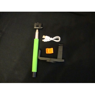 Монопод, палка для селфи KJSTAR Z07-5 c bluetooth кнопкой на ручке