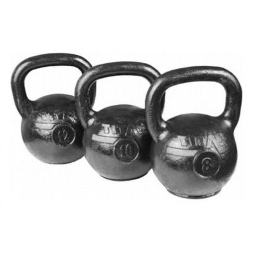Mb Barbell Гиря Titan 10 кг 5754815