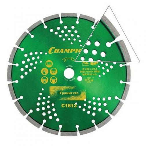 Диск алмазный CHAMPION C1613-8917191