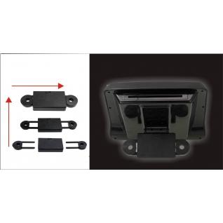 """Подголовник с монитором 9"""" и встроенным DVD плеером FarCar-Z010 (Biege)-37008729"""