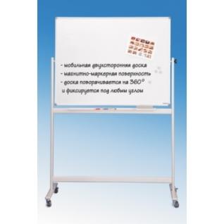 Мобильный презентационный стенд (4 2-х сторонние доски 150*120 см)-446944