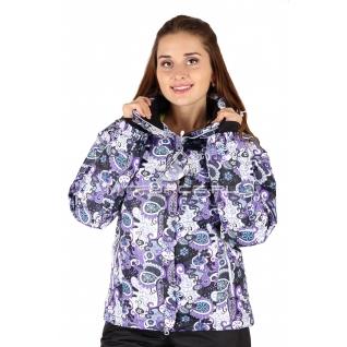 Куртка горнолыжная женская 1467