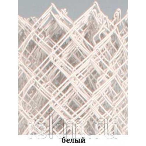 Сетка Рабица цветная Белый 213832