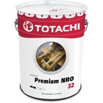 Гидравлическое масло TOTACHI Premium NRO 32 Hydraulic Oil 20л