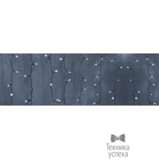 """Neon-night NEON-NIGHT (235-221) Гирлянда """"Светодиодный Дождь"""" 2х1,5м., эффект мерцания, белый провод, 220В, диоды БЕЛЫЕ"""