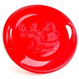 Салазка Большая (58см) Красная-37798554