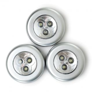 Самоклеющиеся Светодиодные Светильники Press On Light (Светлячки)