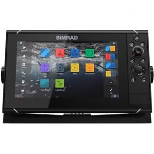 Многофункциональный дисплей Simrad NSS9 evo3 with world basemap Simrad-6944961
