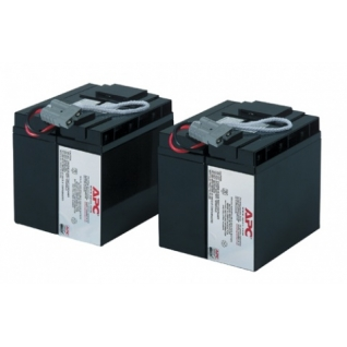 APC by Schneider Electric Батарея ИБП APC Battery replacement RBC55