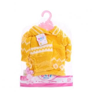 Одежда Для Куклы В Пак. 22*26См-37794312