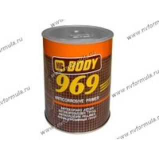 Грунтовка Body 969 1л коричневая-416694