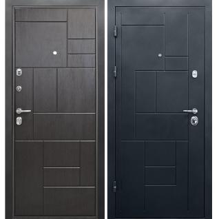 Дверь металлическая Valberg ПР2 СОЛОМОН 2066/880/112 R/L